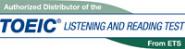 Logo de la certification TOEIC